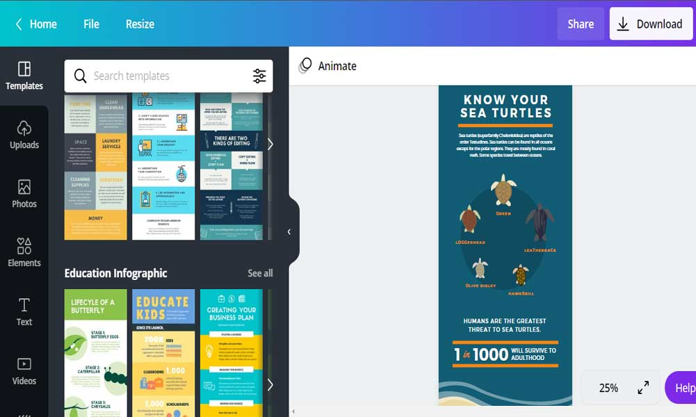 Best Graphic design software for beginners- canva