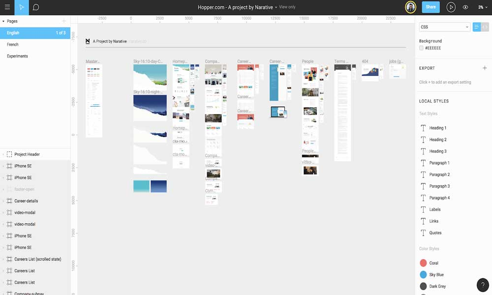 Best Graphic design software for beginners- figma